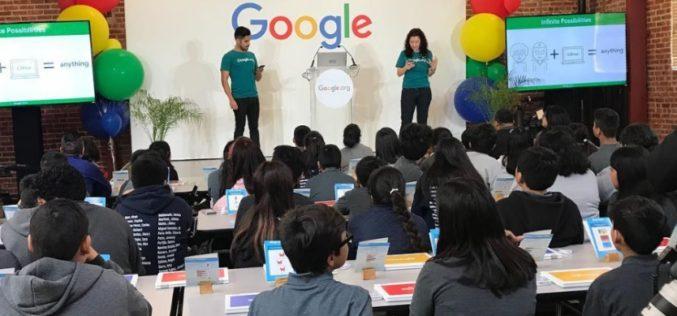 Fundación de Herencia Hispana recibirá $1 millón por parte de Google.org
