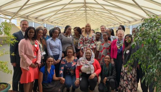 Ivanka Trump promoverá en África programa de mujeres en el trabajo