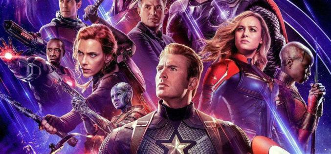 'Avengers: Endgame' establece nuevo récord de apertura en taquilla con $ 156 millones