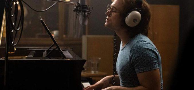 Rocketman lleva la vida de Elton John a la gran pantalla