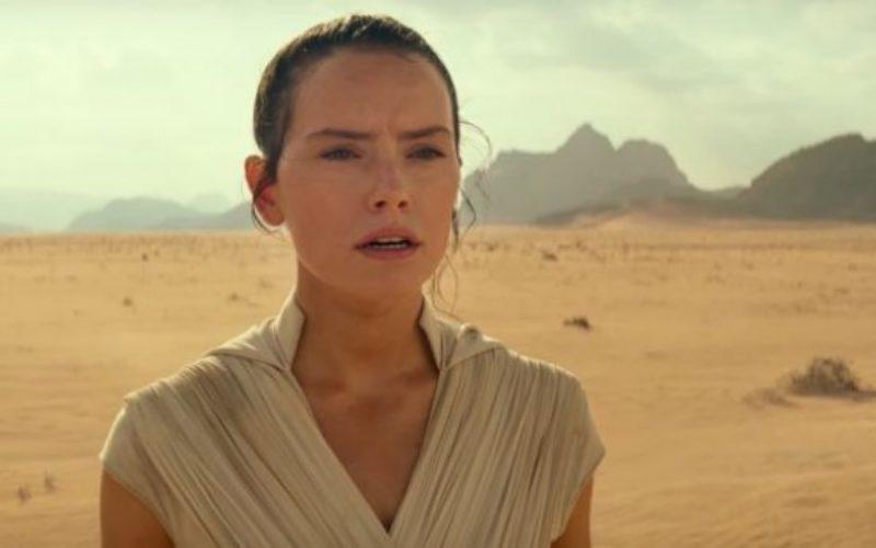 "Presentan primer tráiler de ""Star Wars: Episodio IX – The Rise of Skywalker"""