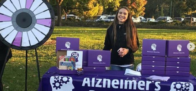 Victoria Da Conceicao: la estudiante que creó Alzheimer's Brain Box