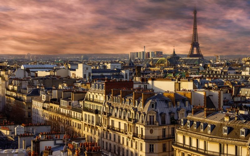 Siempre queda Paris, la ciudad de las luces
