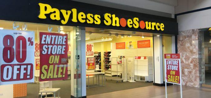 ¿Cuáles son las tiendas de EE.UU. que cierran este año?