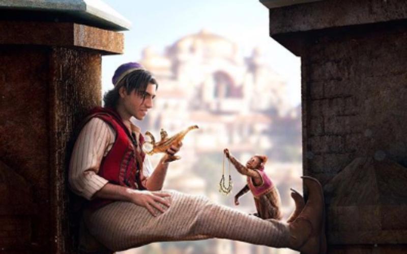 Aladdin llega a la gran pantalla este viernes 24