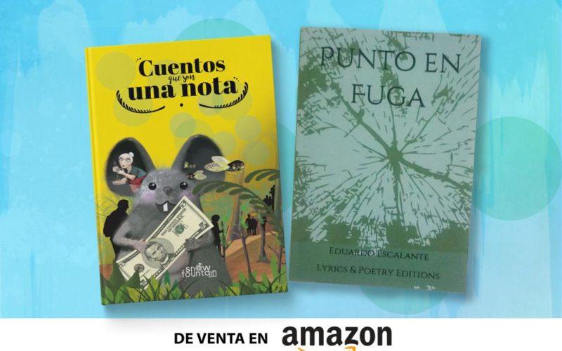 """La Nota Latina presenta los libros  """"Cuentos que son una Nota"""" y """"Punto en Fuga"""""""