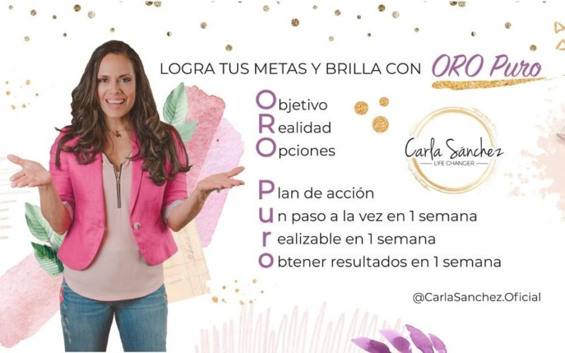 "Carla Sánchez presenta este sábado ""The Experience"""