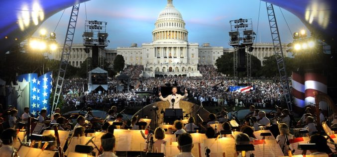 Concierto del National Memorial Day se realizará el domingo 26 de mayo
