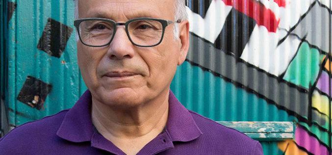 """Eduardo Escalante: """"En cada página de mi libro, estoy eligiendo la esperanza"""""""