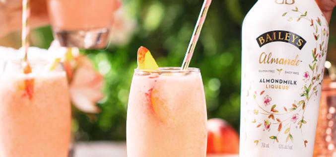 Coctel veraniego: Baileys Almande Peach Smoothie