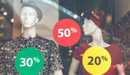 ¿Cómo ahorrar dinero en tus compras de temporada?