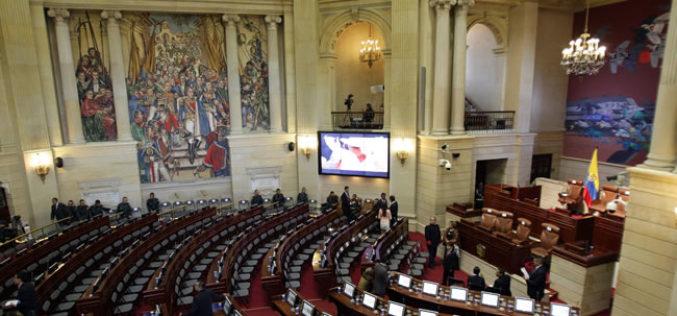 ¿Qué suerte corrió la Ley Anticorrupción en el Congreso de Colombia?