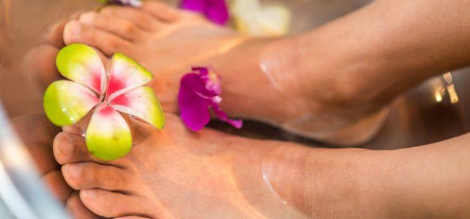 ¿Cómo lucir pies suaves y hermosos desde el primer día de verano?