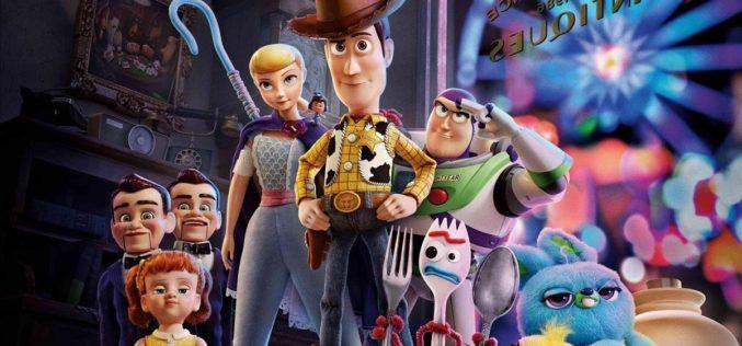 Toy Story 4 cierra su taquilla del primer fin de semana con $118 millones en EE.UU. y Canadá