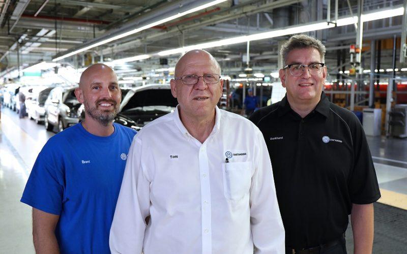 Tennessee recibe nuevo equipo ejecutivo para liderar la Volkswagen