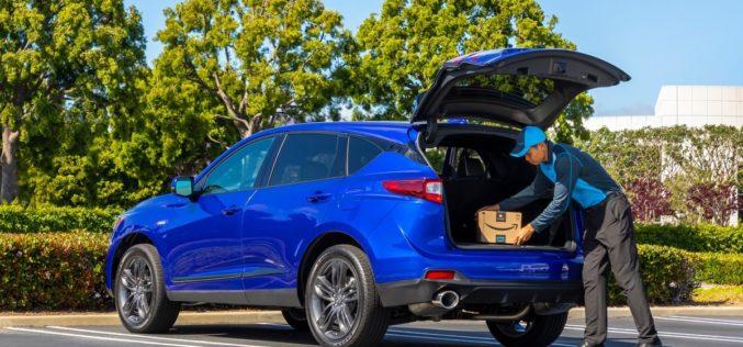 """¿Cómo funciona el """"delivery"""" de Amazon dentro de un Honda o Acura?"""
