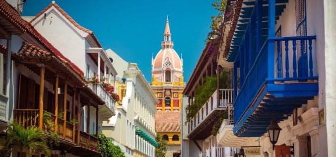 Cartagena de Indias: histórica y romántica