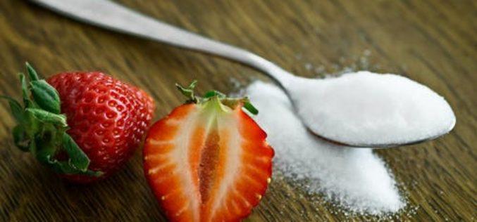 El azúcar de la fruta también es azúcar