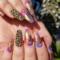 ¿Cuáles son los mejores diseños de uñas de la temporada?