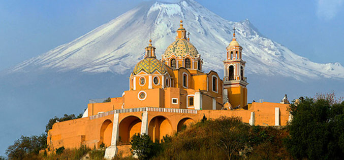 Cholula: la ciudad de las 365 iglesias