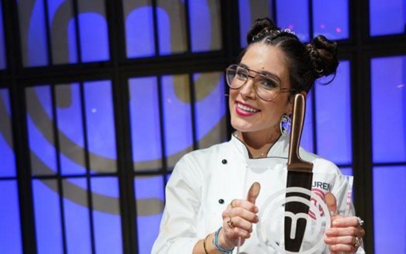 """Lauren Arboleda es la ganadora de la segunda temporada de """"Masterchef Latino"""""""