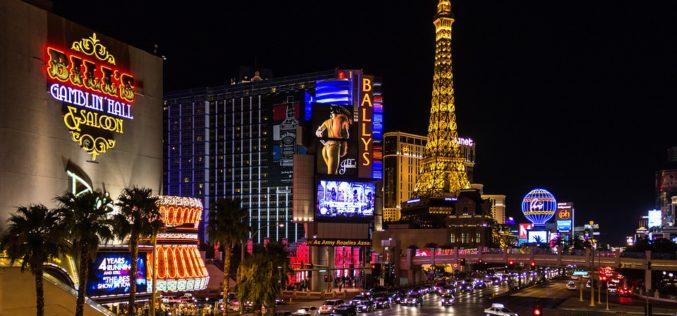 Las Vegas: capital mundial del entretenimiento