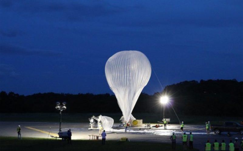 El Pentágono utiliza red de globos de radar para rastrear automóviles en 6 estados del país