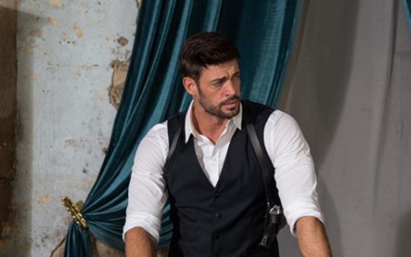 "William Levy y Alicia Sanz protagonizan ""En brazos de un asesino"""
