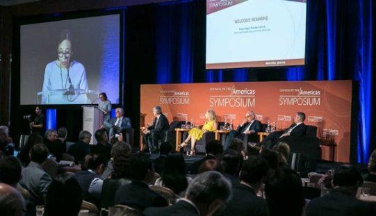 Council of the Americas reconocerá a líderes pioneros de América Latina