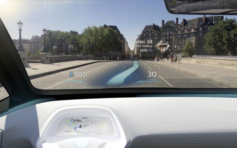 Parabrisas 3D: Una manera diferente de observar el entorno