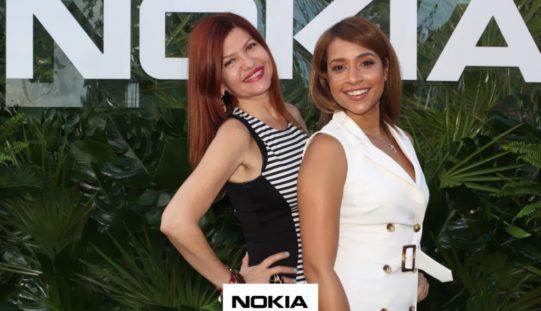 El moderno Nokia 3 V es lanzado en Miami