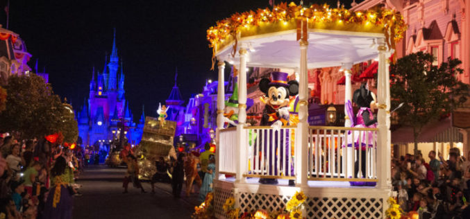 ¡Un otoño imperdible en Walt Disney World Resort!