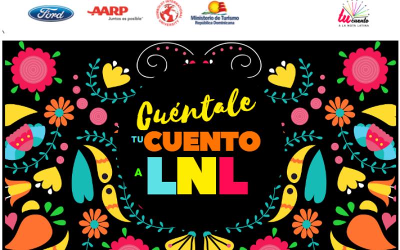 """""""Cuéntale tu Cuento a La Nota Latina""""2019 anuncia finalistas"""