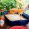Cacerola picante de enchiladas de pollo y queso