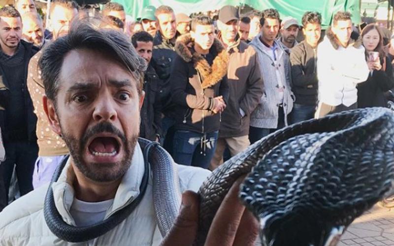 Eugenio Derbez y su familia estrenan reality show
